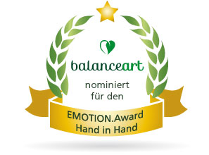 EMOTIONEN.Award Hand in Hand